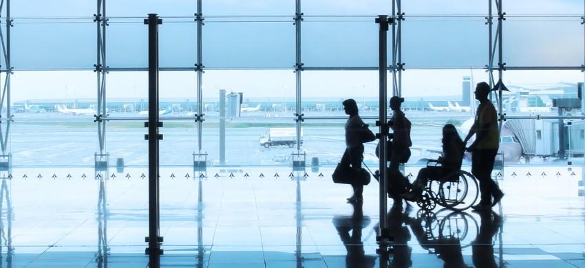 Come richiedere l'assistenza speciale in aeroporto
