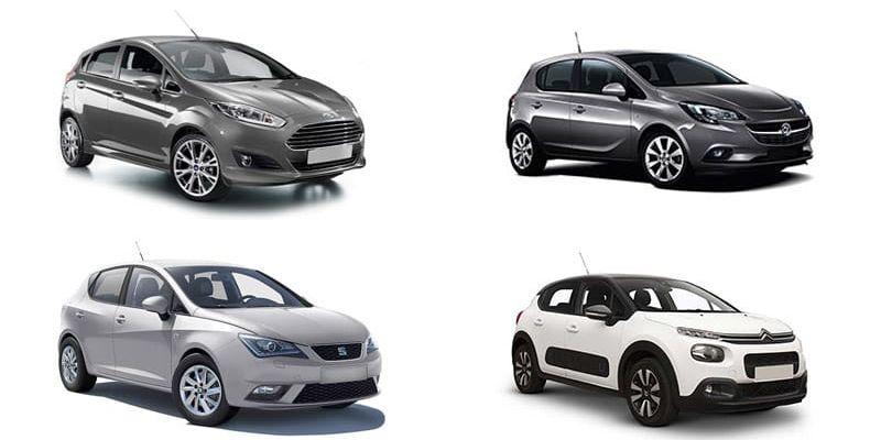 Auto categoria Economy