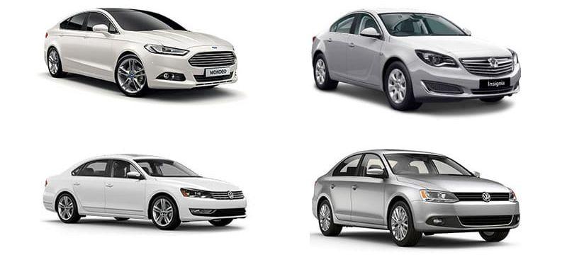 Auto categoria Standard