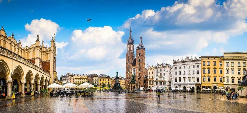Guida turistica su Cracovia