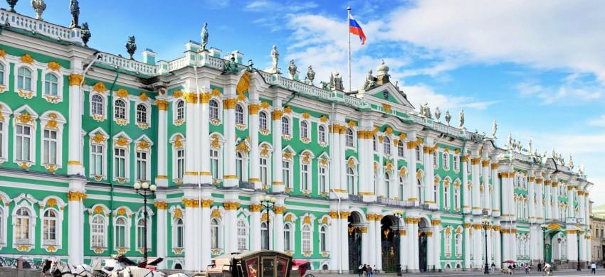 Museo dell'Ermitage di San Pietroburgo