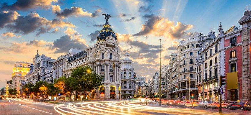 Guida turistica su Madrid