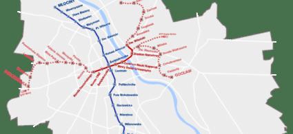 Metropolitana di varsavia
