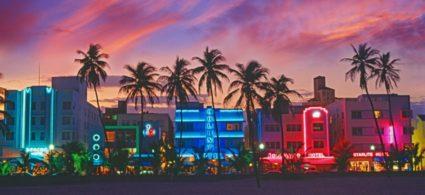 Vita notturna a Miami