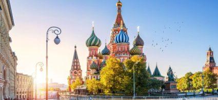 Guida turistica su Mosca