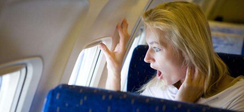 Come superare la paura di volare