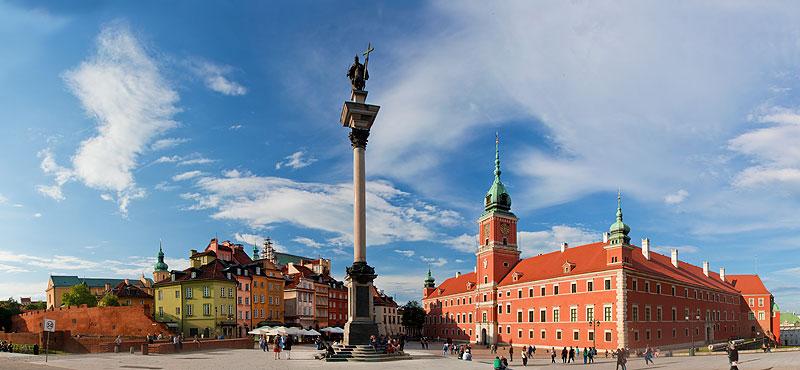 Guida turistica su Varsavia