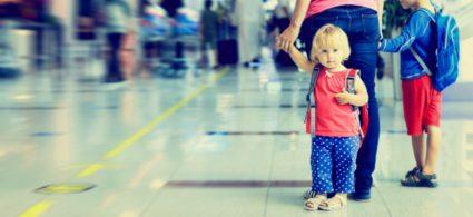 Volare con bambini: consigli utili per un viaggio sereno